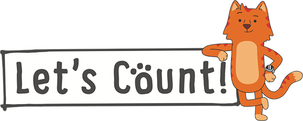 Let's count website logo